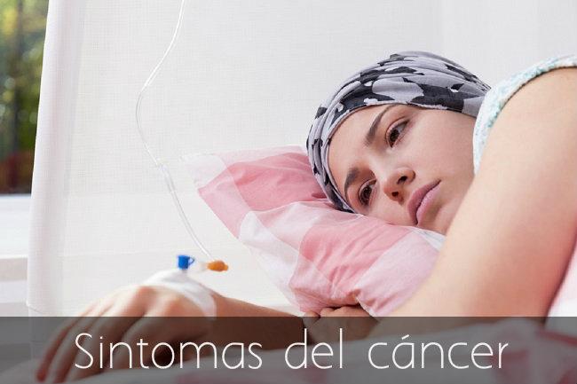 síntomas del cáncer 2