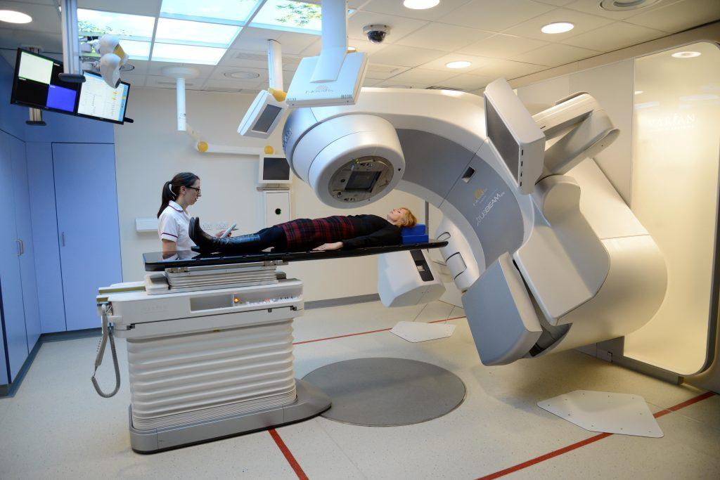 radioterapia estudios