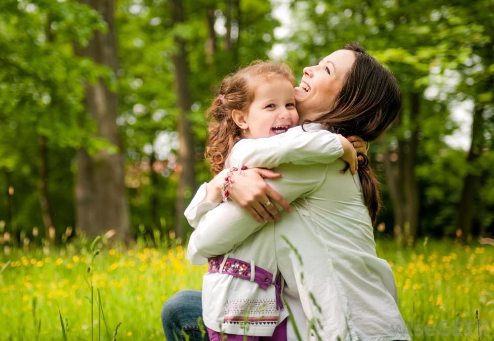 reaccion de niños con padres con cáncer
