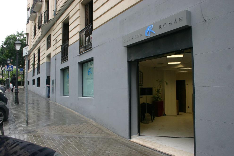 Clínica Roman en Madrid