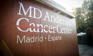 MD Anderson cáncer center Madrid