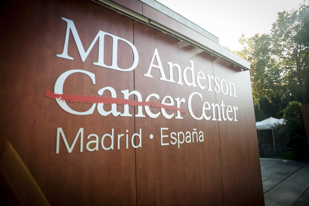 MD Anderson cáncer center Madrid