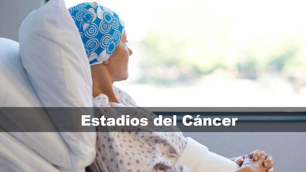 Qué son los estadios del cáncer