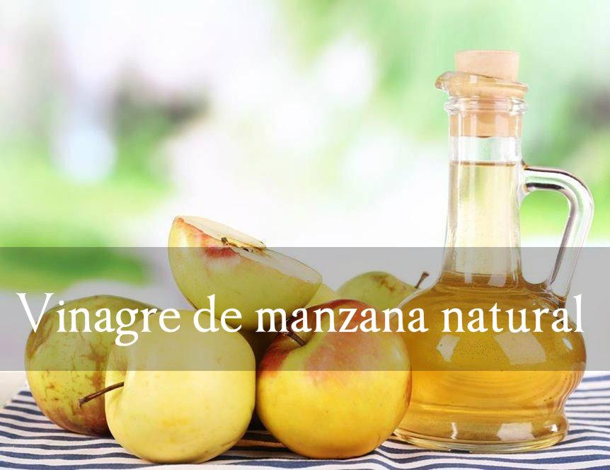 vinagre de manzana cancer higado