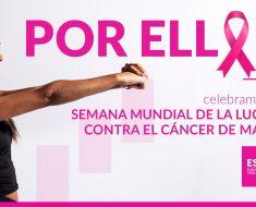 ESHI se suma a la celebración de la Semana Mundial de la lucha contra el cáncer de mama