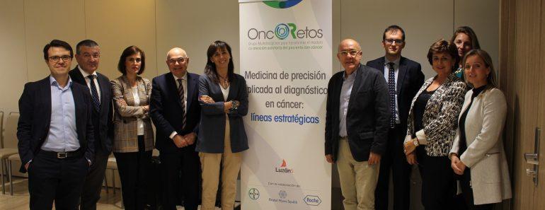 Oncólogos definen las estrategias para implementar la medicina de precisión en el diagnóstico del cáncer
