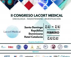 II Congreso Oncología, Radioterapia e Investigación  LACORT MEDICAL