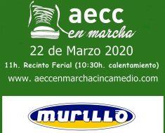 Talleres Murillo, patrocinador de la IV edición de la AEEC en marcha de Monzón